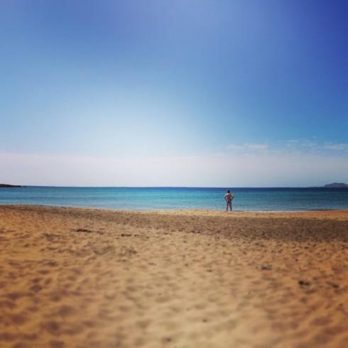 paleohora plage